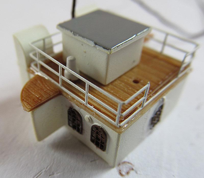 Encore un Titanic en construction 1/400 de chez Academy 16060412182118121214281573