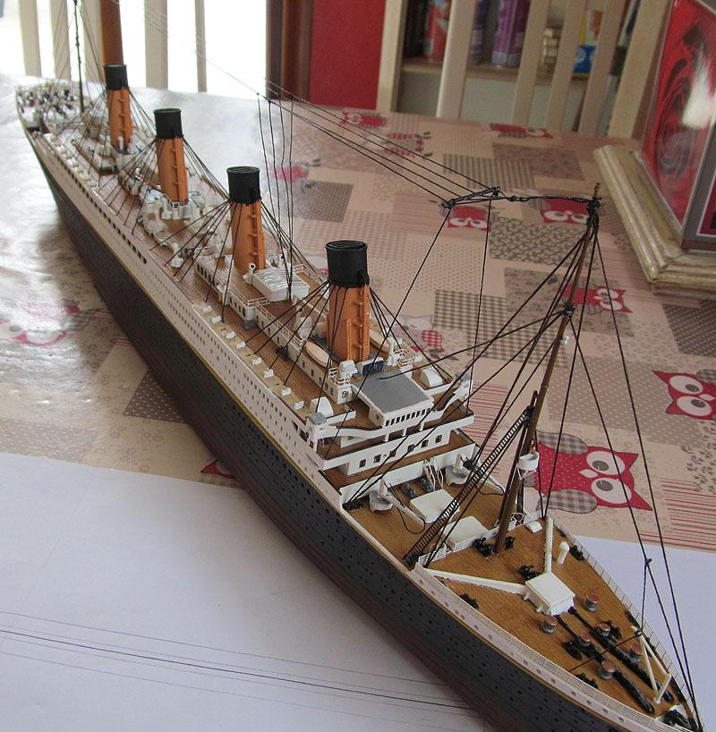Encore un Titanic en construction 1/400 de chez Academy - Page 2 16060504224018121214284068