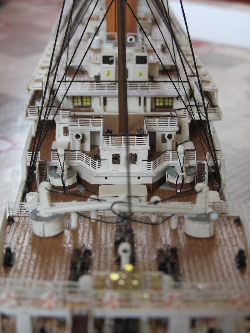 Encore un Titanic en construction 1/400 de chez Academy - Page 2 16060504224418121214284070