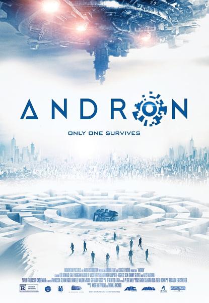 安德烈:黑色的迷宮 andron