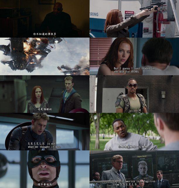 美國隊長2:酷寒戰士 Captain America:The Winter Soldier