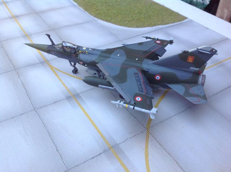 honneur au Mirage F1 : le F1 CT - Page 2 1606080656226230014293676