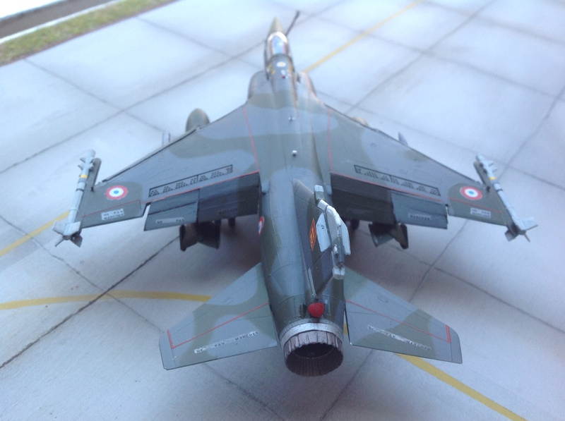 honneur au Mirage F1 : le F1 CT - Page 2 1606080656456230014293684