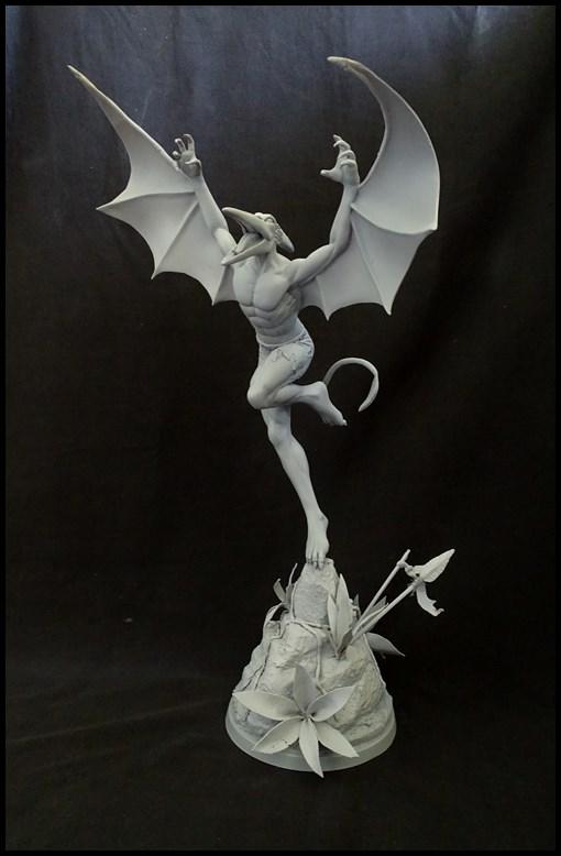 Sauron statue 16061206401216083614305069