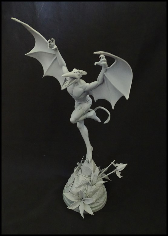 Sauron statue 16061206402216083614305073