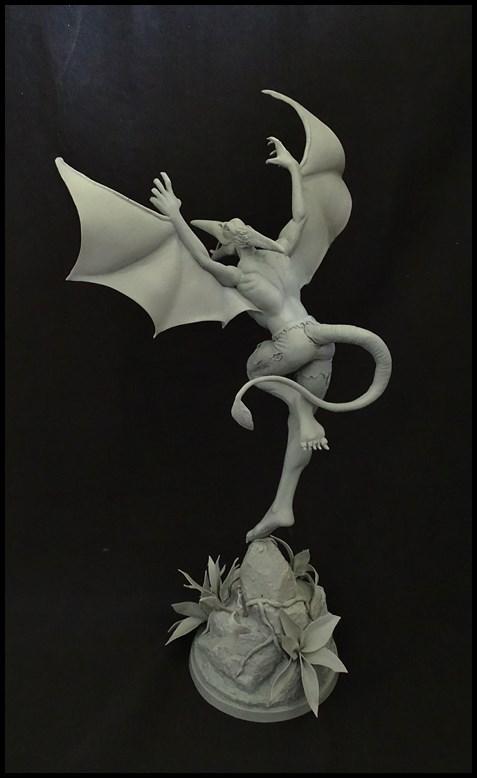 Sauron statue 16061206402316083614305074