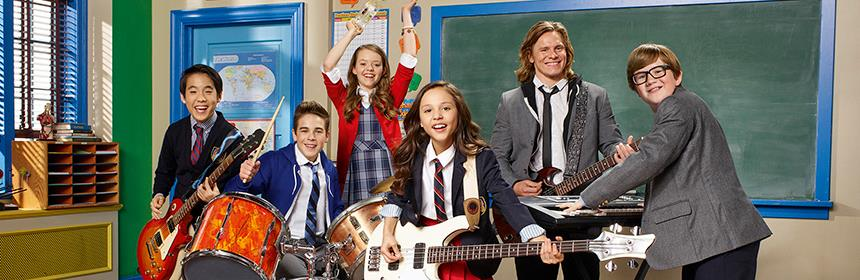搖滾教室 SCHOOL OF ROCK