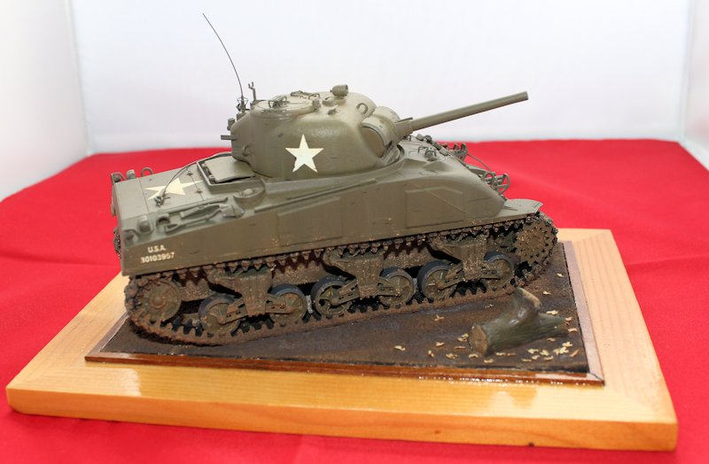 "M4 SHERMAN ""Composite Hull"" PTO (Dragon) 1/35 16061412014414106614308512"