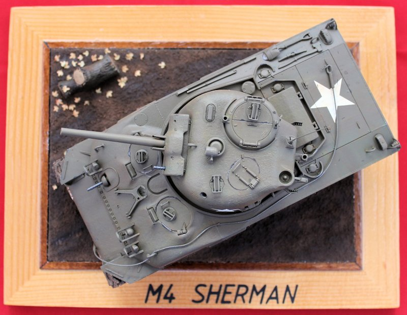 "M4 SHERMAN ""Composite Hull"" PTO (Dragon) 1/35 16061412014614106614308513"