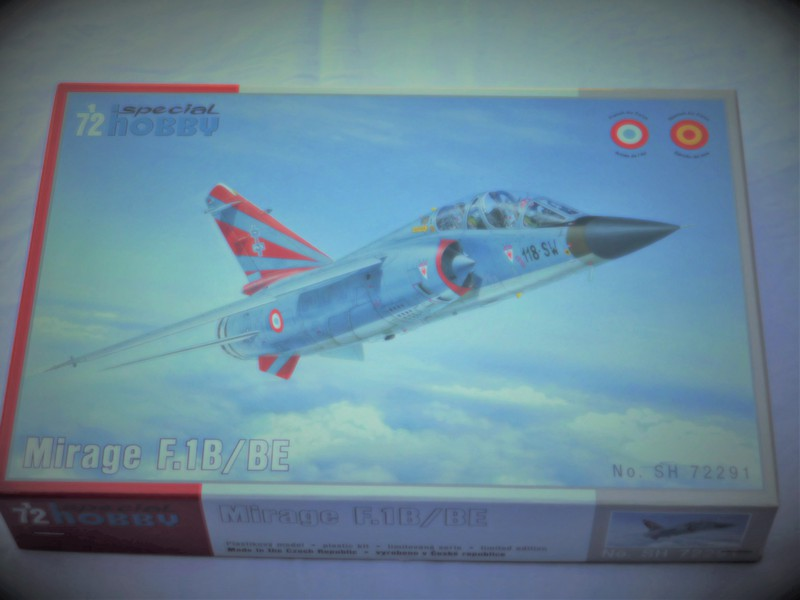 Honneur au Mirage F1: le F1B 1606210649536230014326231