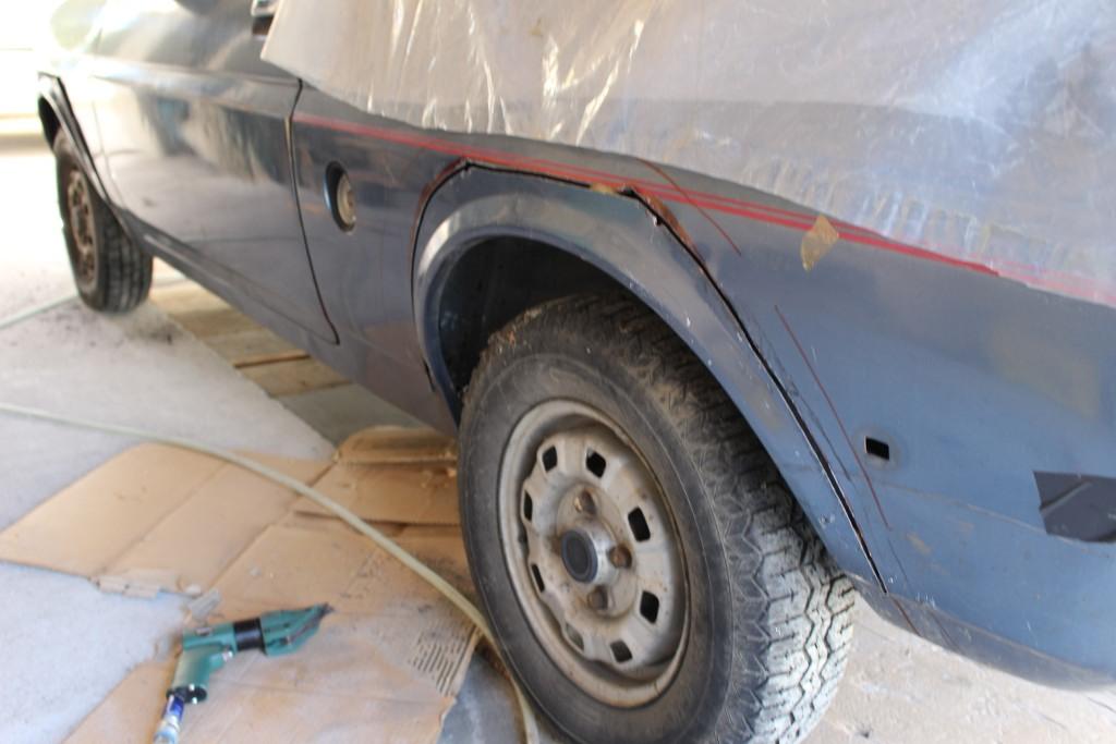 Fiesta MK1 Blacktop 2L. 16062205063812905814327821