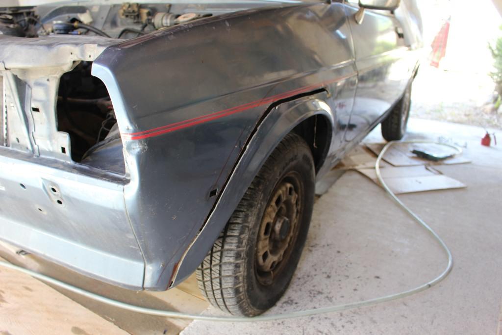 Fiesta MK1 Blacktop 2L. 16062205063912905814327822