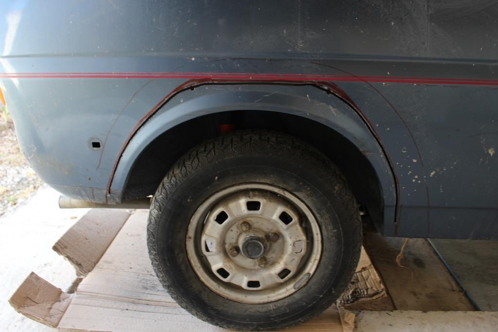 Fiesta MK1 Blacktop 2L. 16062205064012905814327823