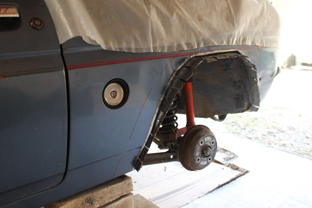 Fiesta MK1 Blacktop 2L. 16062304555612905814329673