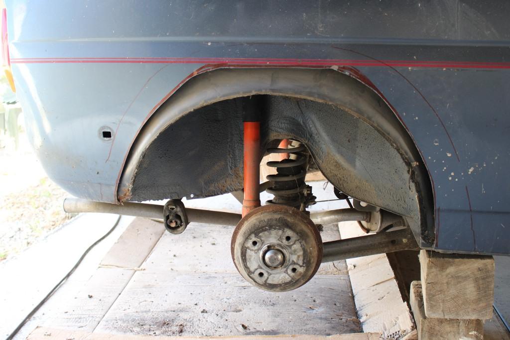 Fiesta MK1 Blacktop 2L. 16062304555812905814329674