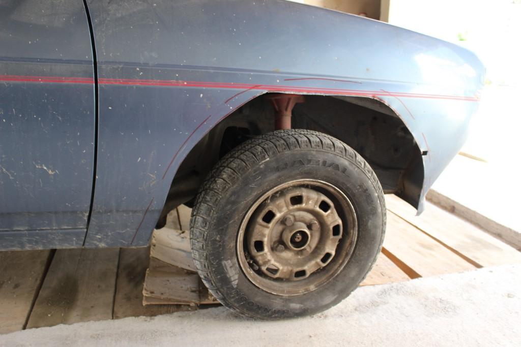 Fiesta MK1 Blacktop 2L. 16062304555912905814329675
