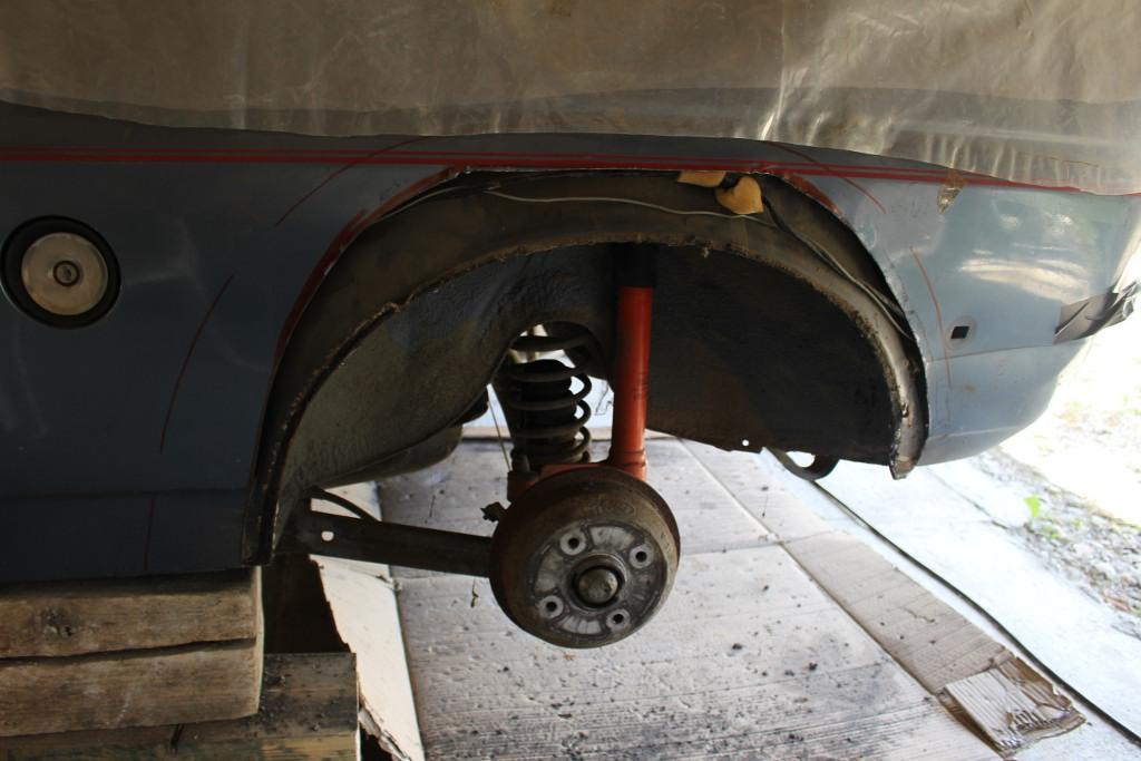 Fiesta MK1 Blacktop 2L. 16062304560212905814329677