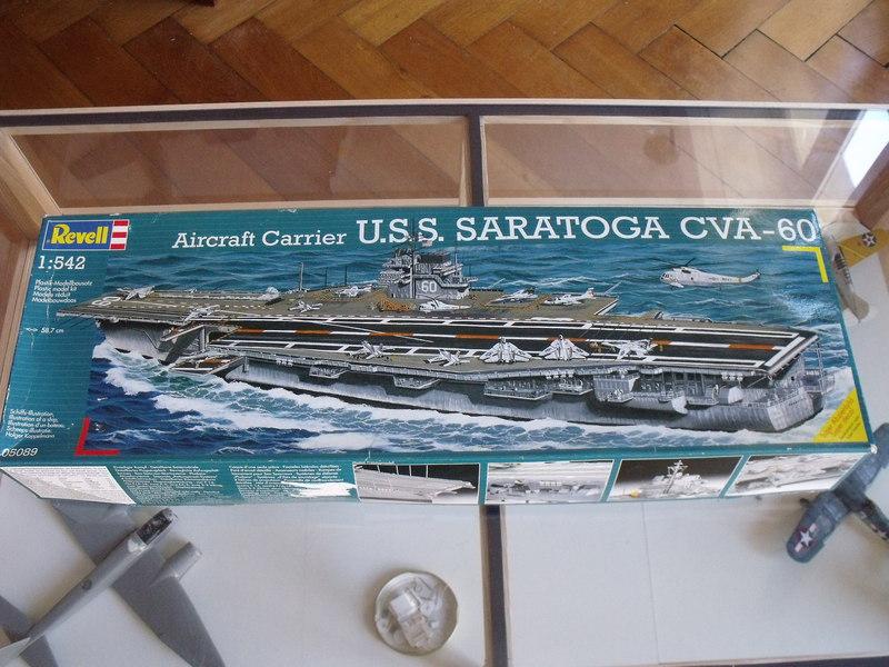 USS Saratoga 1/541,873..... Revell 16062307573312553914330086