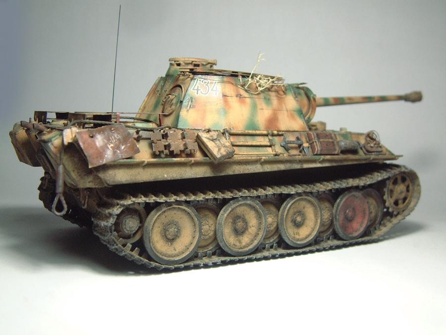 Panzer V - Panther G [Italeri] - 1/35e 1606250557054769014333148