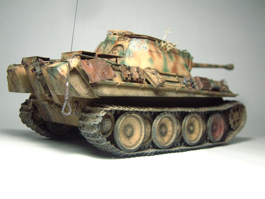 Panzer V - Panther G [Italeri] - 1/35e 1606250557164769014333152