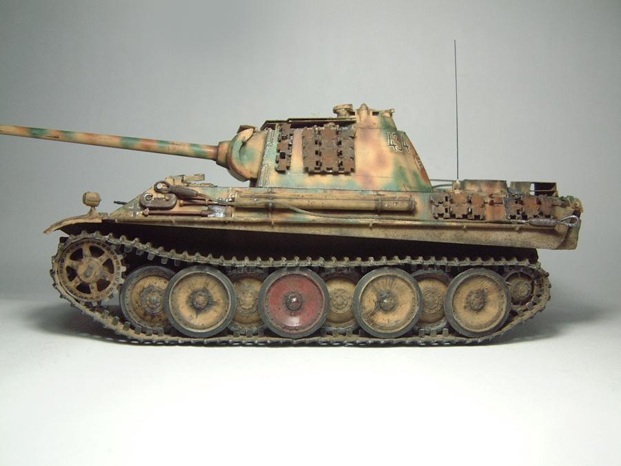 Panzer V - Panther G [Italeri] - 1/35e 1606250557344769014333158