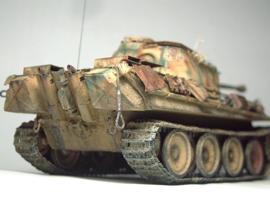 Panzer V - Panther G [Italeri] - 1/35e 1606250558014769014333163