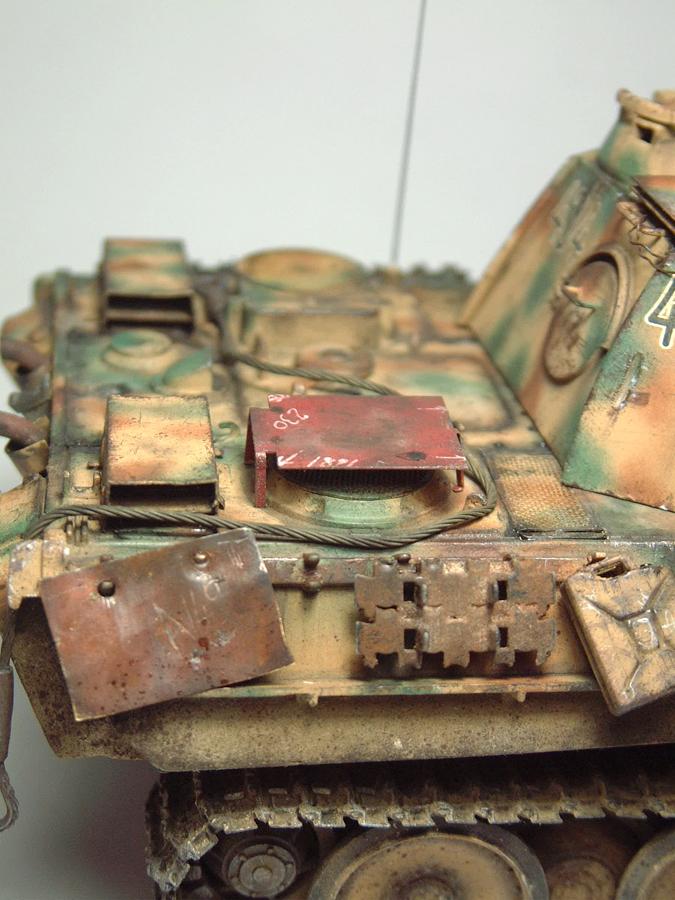 Panzer V - Panther G [Italeri] - 1/35e 1606250558114769014333165