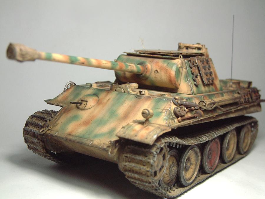 Panzer V - Panther G [Italeri] - 1/35e 1606250558324769014333169