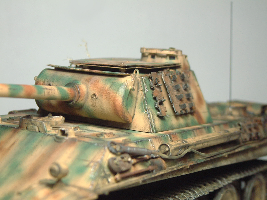 Panzer V - Panther G [Italeri] - 1/35e 1606250558374769014333170