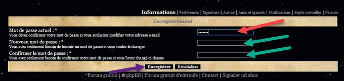 TUTORIELS - Gérer son profil 16062706273519481614337121