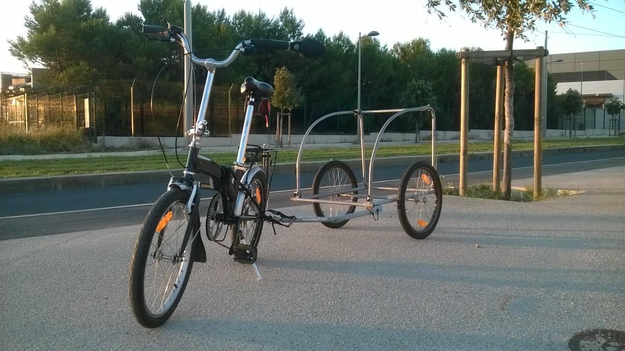 topbike remorque