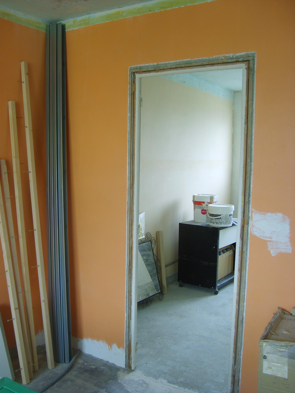 d couper une cloison en beton. Black Bedroom Furniture Sets. Home Design Ideas