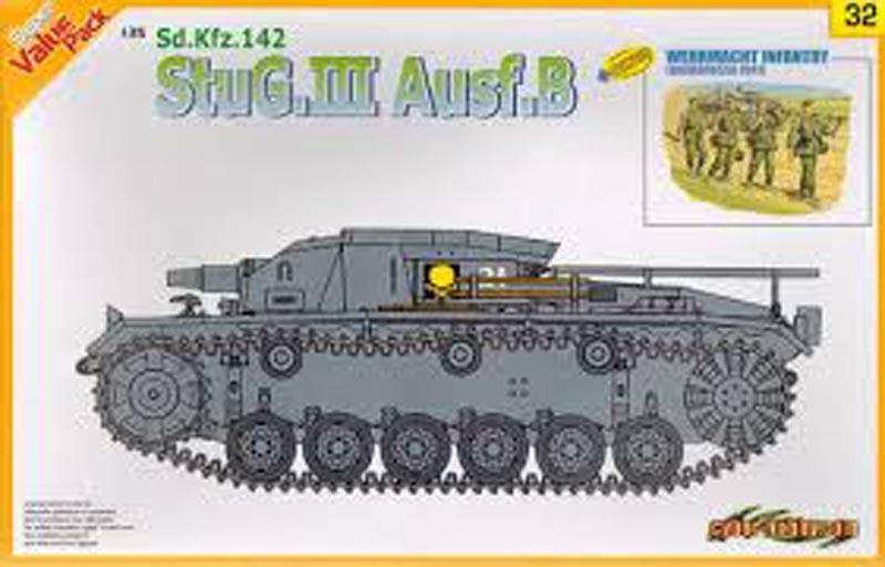 [CyberHobby] Stug III B - 1/35e - 1607020836324769014349686