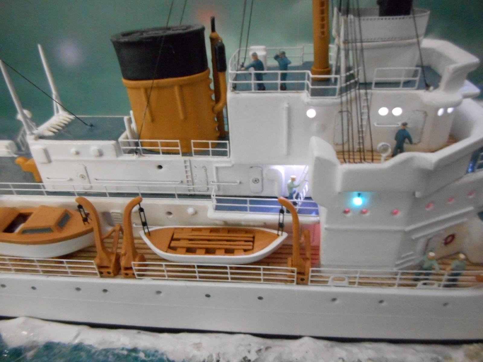 USS TANEY 1/300 Revell  16070410010920399714352990
