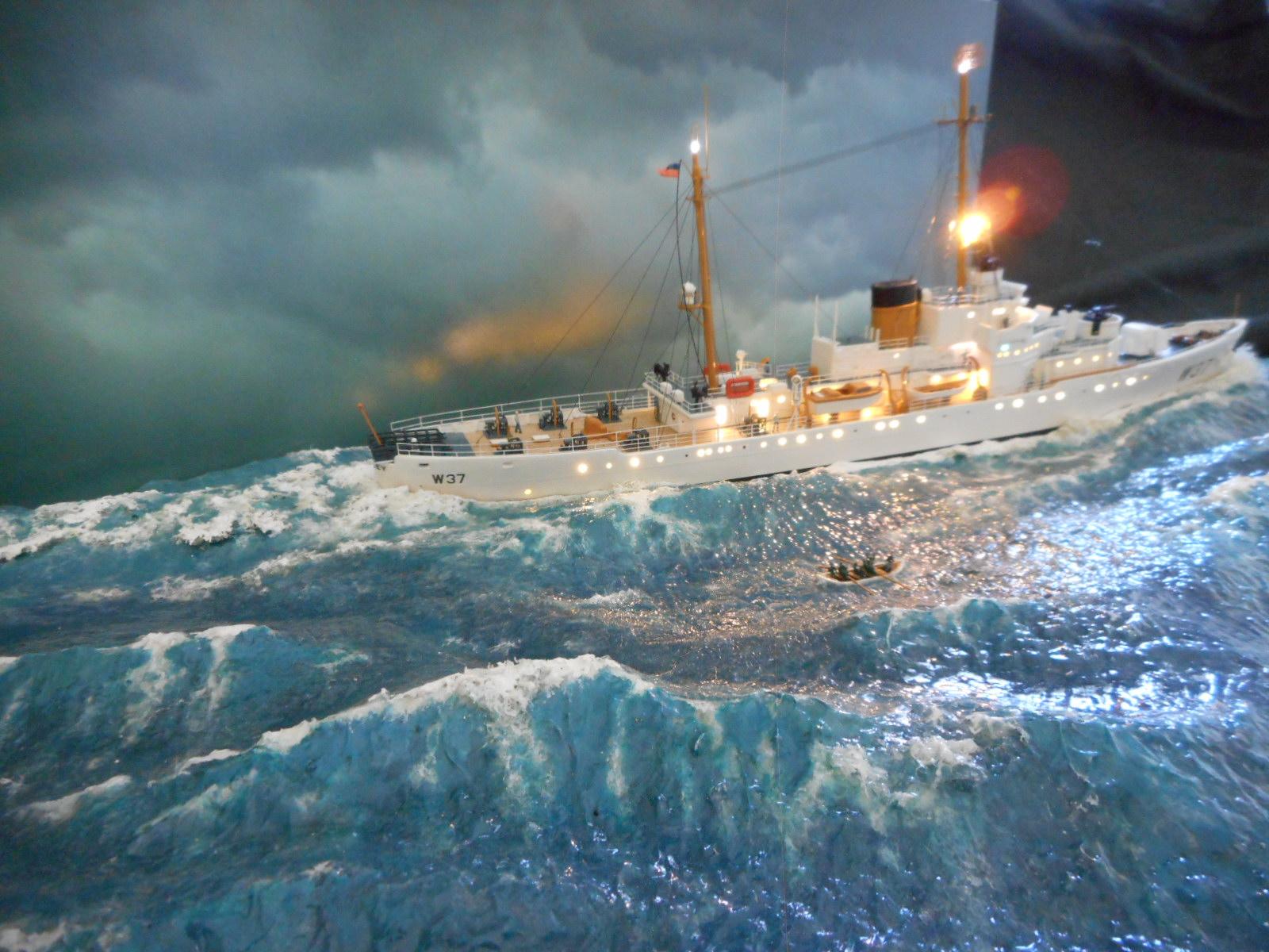 USS TANEY 1/300 Revell  16070410014220399714352998