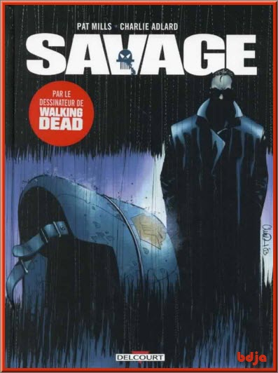 Savage One shot PDF CBR HD [COMIC][MULTI]