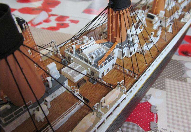 Titanic 1/400 de Revell - Page 2 16070705021718121214360925