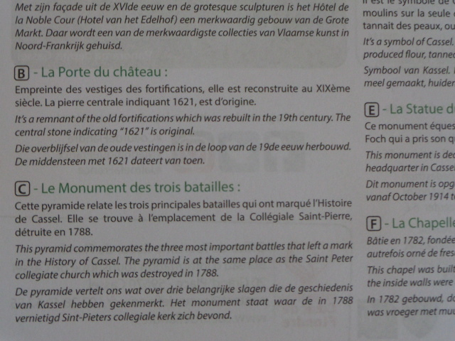 Het Nederlands en het Frans-Vlaams bij de ontwikkeling van het toerisme in Frans-Vlaanderen - Pagina 4 16070708541121508714361416