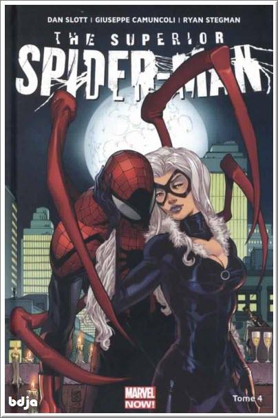 The Superior Spider-man Tomes 01 à 5 CBR HD[COMIC][MULTI]