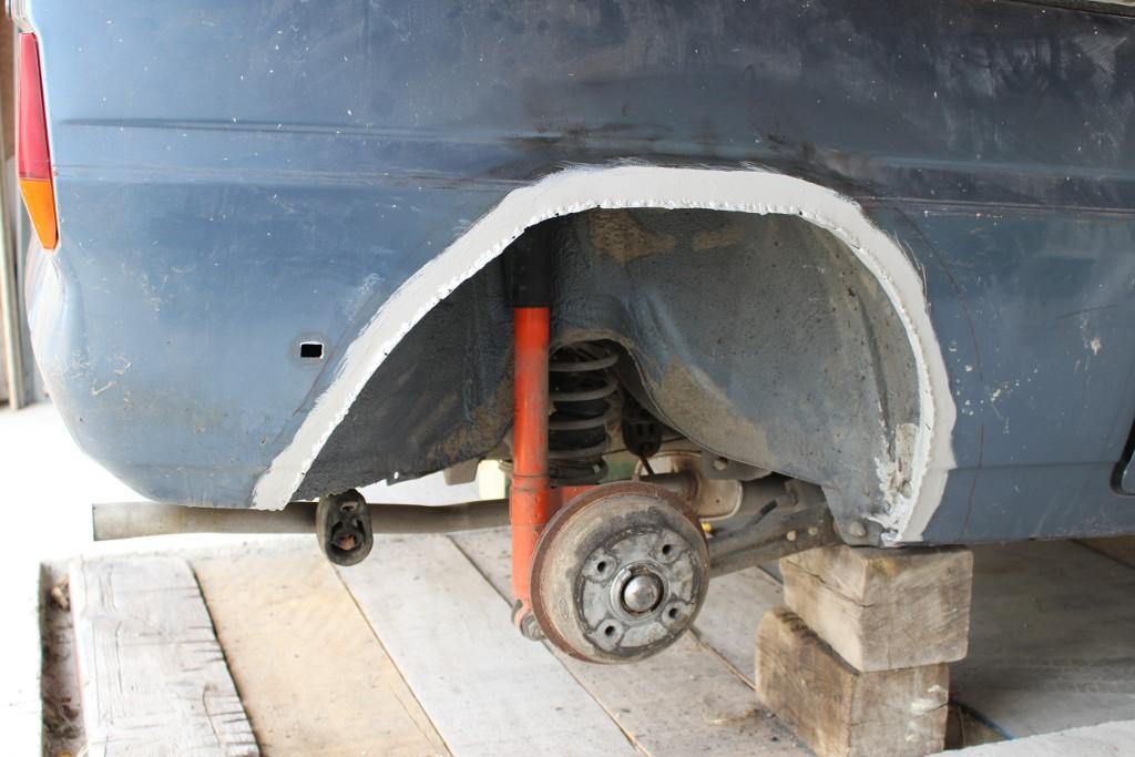 Fiesta MK1 Blacktop 2L. 16071007095012905814366449
