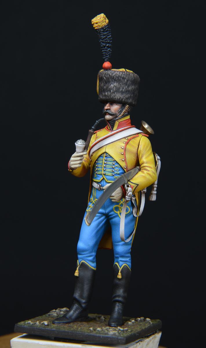 Trompettes du 9ème Hussards - Page 2 1607101232303593414365340