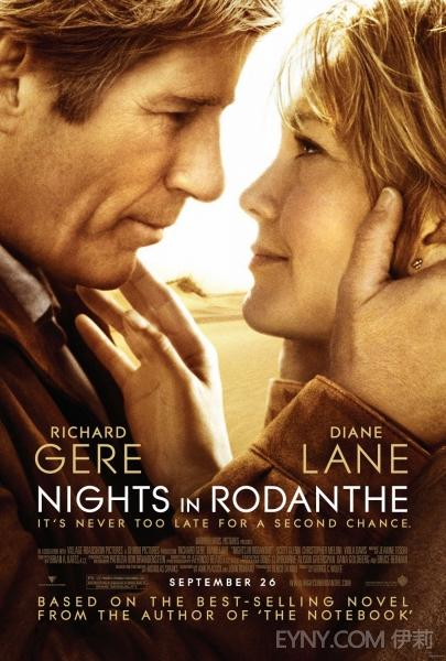 羅丹薩的夜晚 Nights In Rodanthe