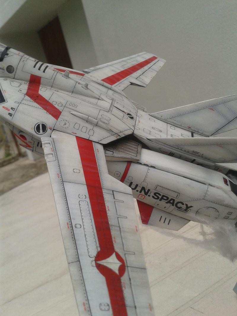 VF-1J 1/48 Hasegawa 16071112253317586414367321