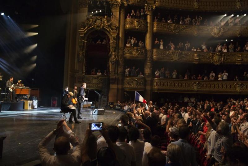 """JOHNNY HALLYDAY 10/07/2016 Concert """"Vaincre le cancer"""" à l'Opéra Garnier (Paris) : en écoutec 16071304094420773814373149"""