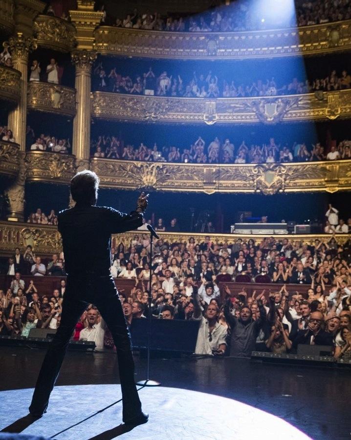 """JOHNNY HALLYDAY 10/07/2016 Concert """"Vaincre le cancer"""" à l'Opéra Garnier (Paris) : en écoutec 16071304094720773814373150"""