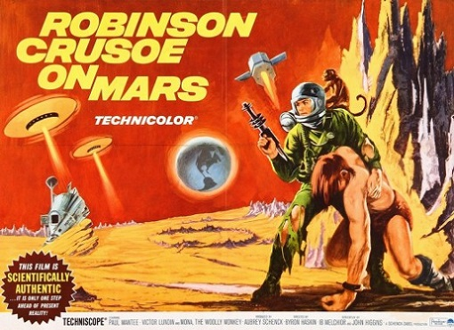 PARAMOUNT, ROBINSON CRUSOÉ ET MARS dans Cinéma bis 16071703580115263614378713