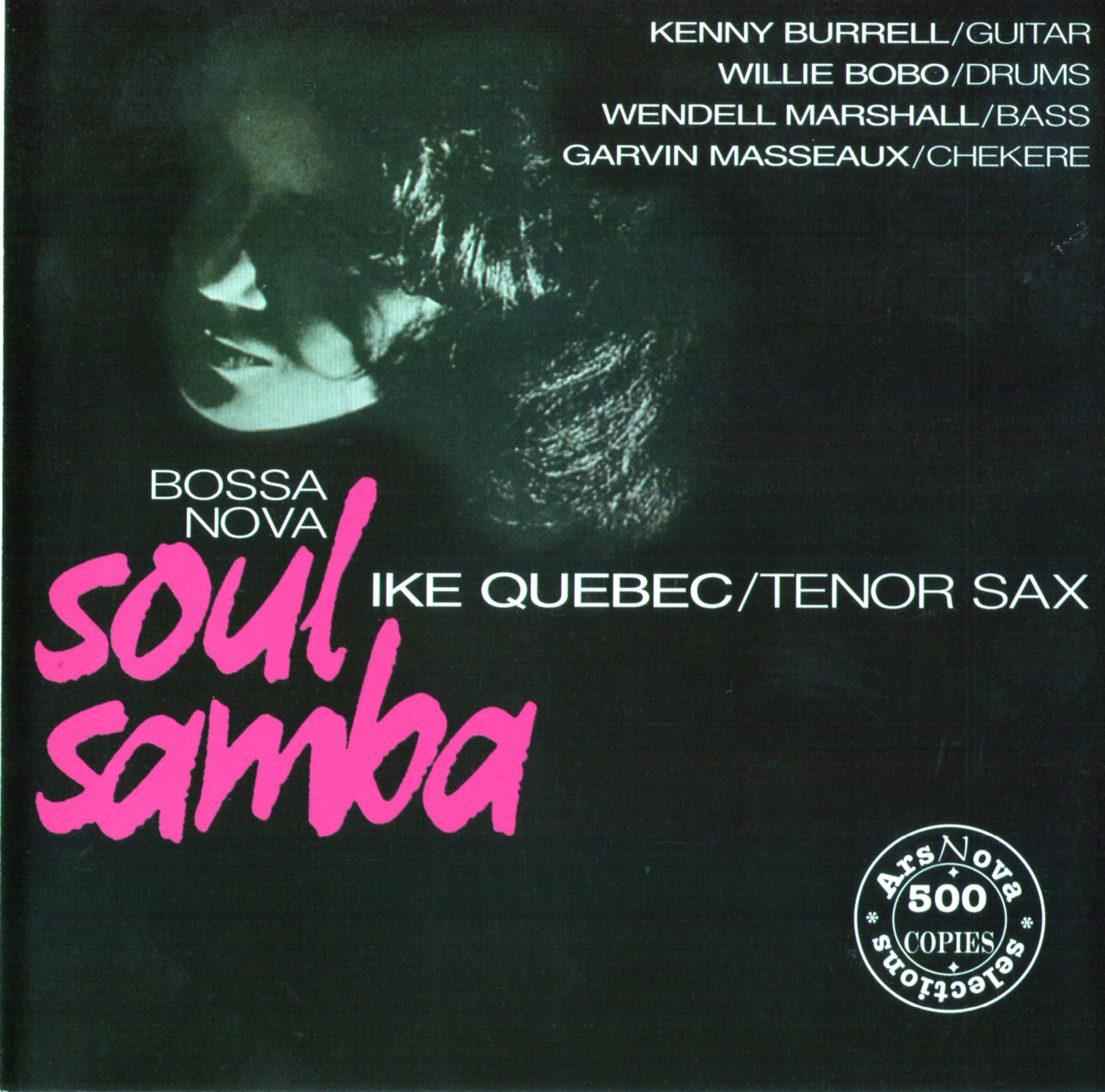 Ike Quebec Bossa Nova Soul Samba