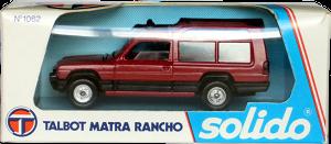 Talbot Matra Rancho Solido