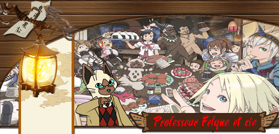 Professeur Felyne : Forum Francophone Monster Hunter