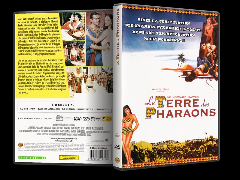 La Terre Des Pharaons (1955) (mHD 720p VF -VO)